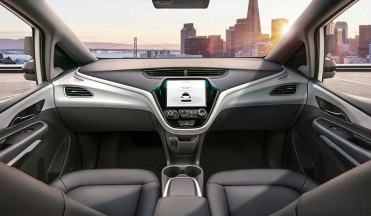GM Seeks US Approval for Car With No Steering Wheel