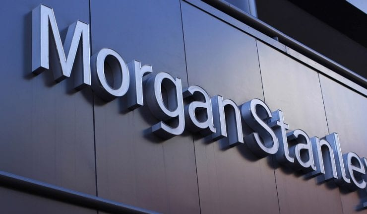 Morgan Stanley beats on earnings despite big hit to trading revenues