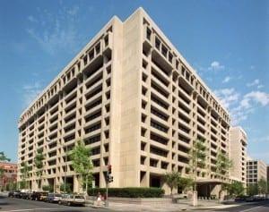 IMF Headquarters Building