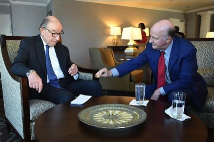 Former Fed Chairman Alan Greenspan Makes Startling Admission