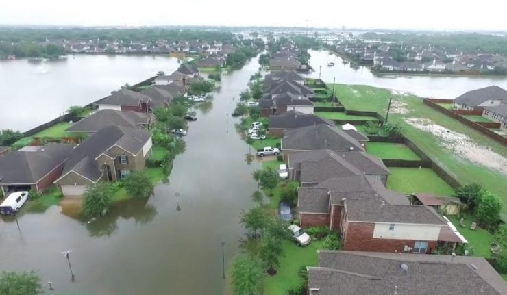 CoreLogic estimates Harvey residential flood loss below $10bn
