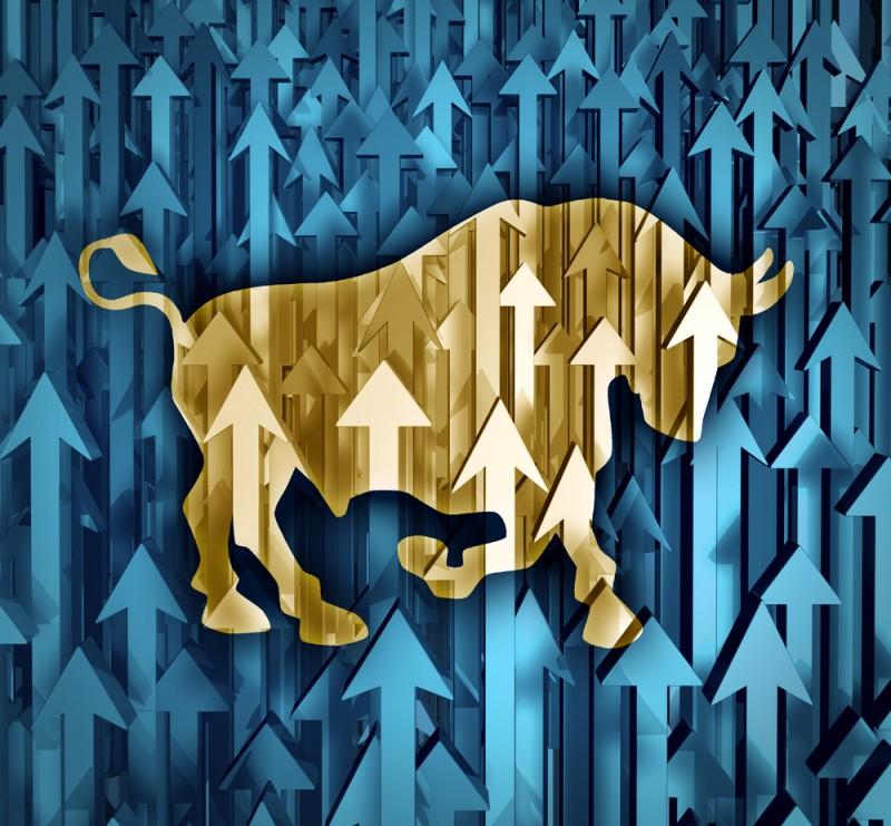 bull market up