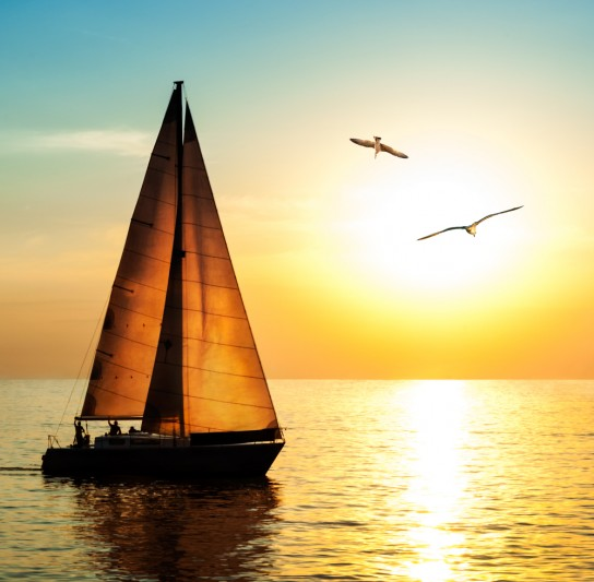 Sail Smoothly with This Smart Low-Volatility Fund