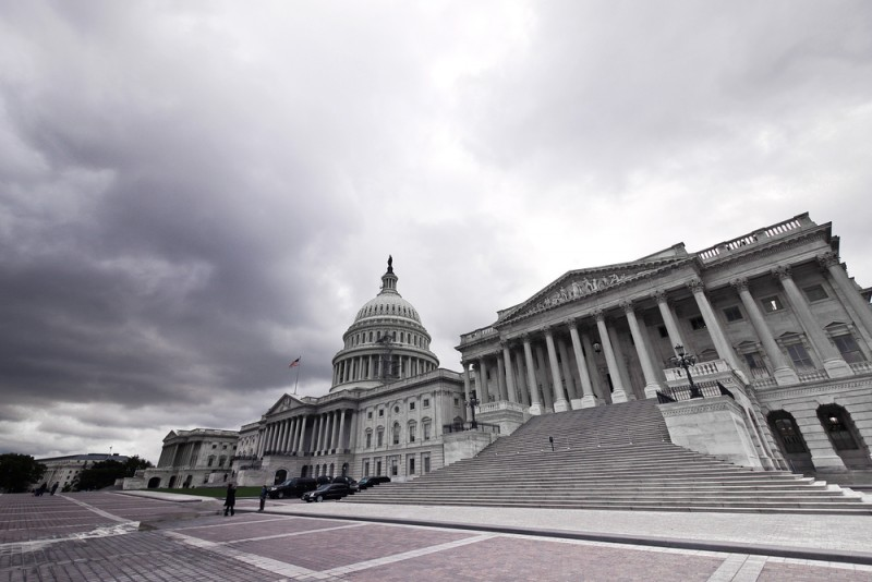 storms over Congress & Supreme Court
